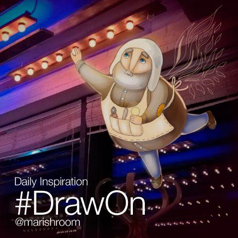 dailyinspirations drawon