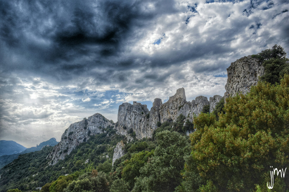 Peypertus castel . #photography #colorful #hdr #summer