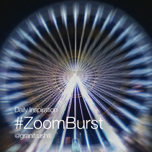 #zoomburst photography inspiration