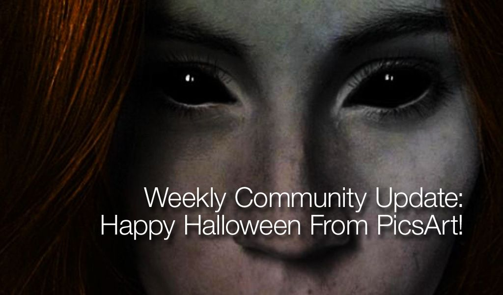 Happy Halloween community update
