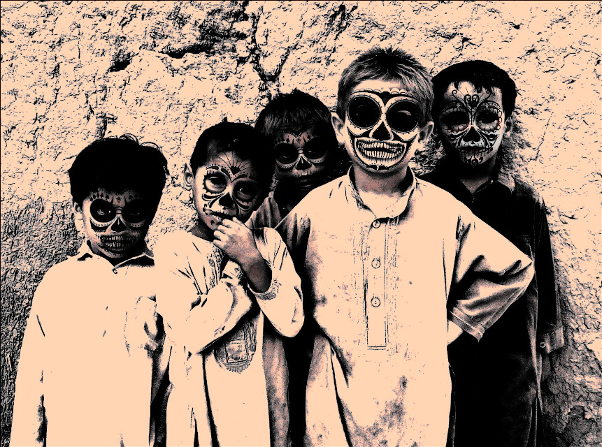 #Dayofthedead #scary #photography #clipart