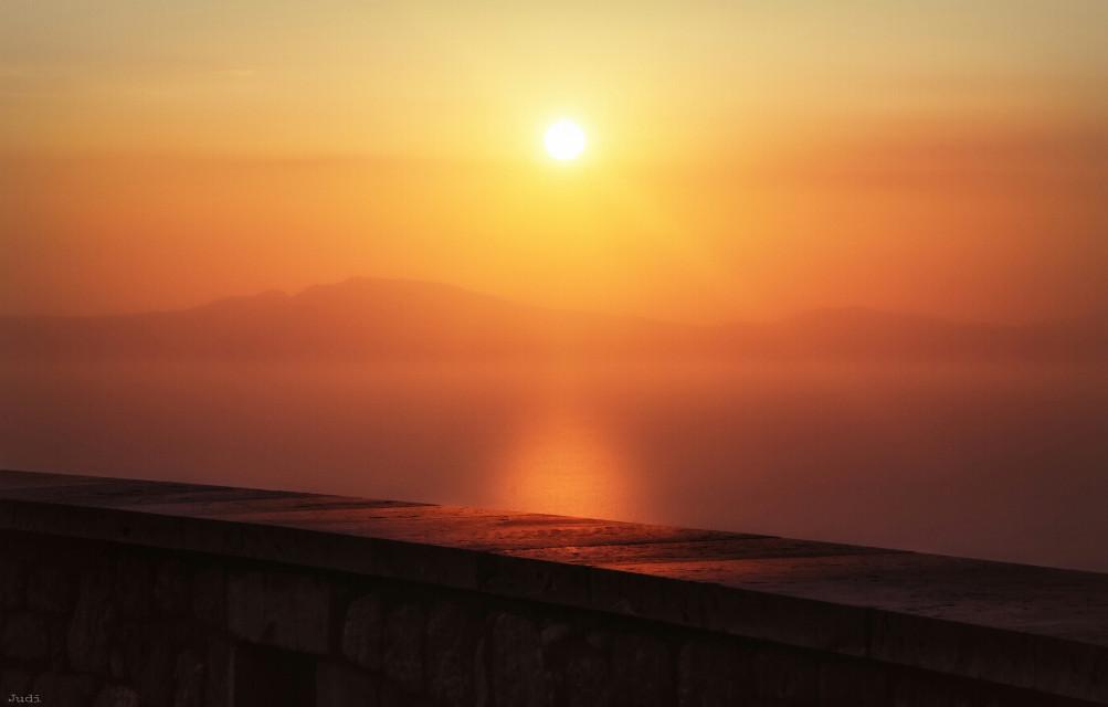 Good morning friends☺ Guten Morgen an alle lieben☺  #morning  #sunrise #nature #summer #colorful #freetoedit