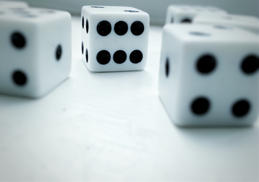 #dice