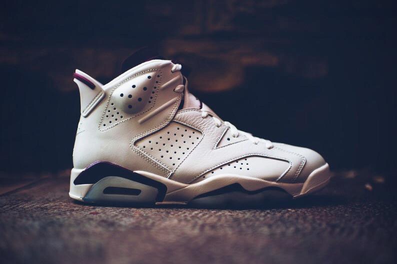 Air Jordan • sIx •