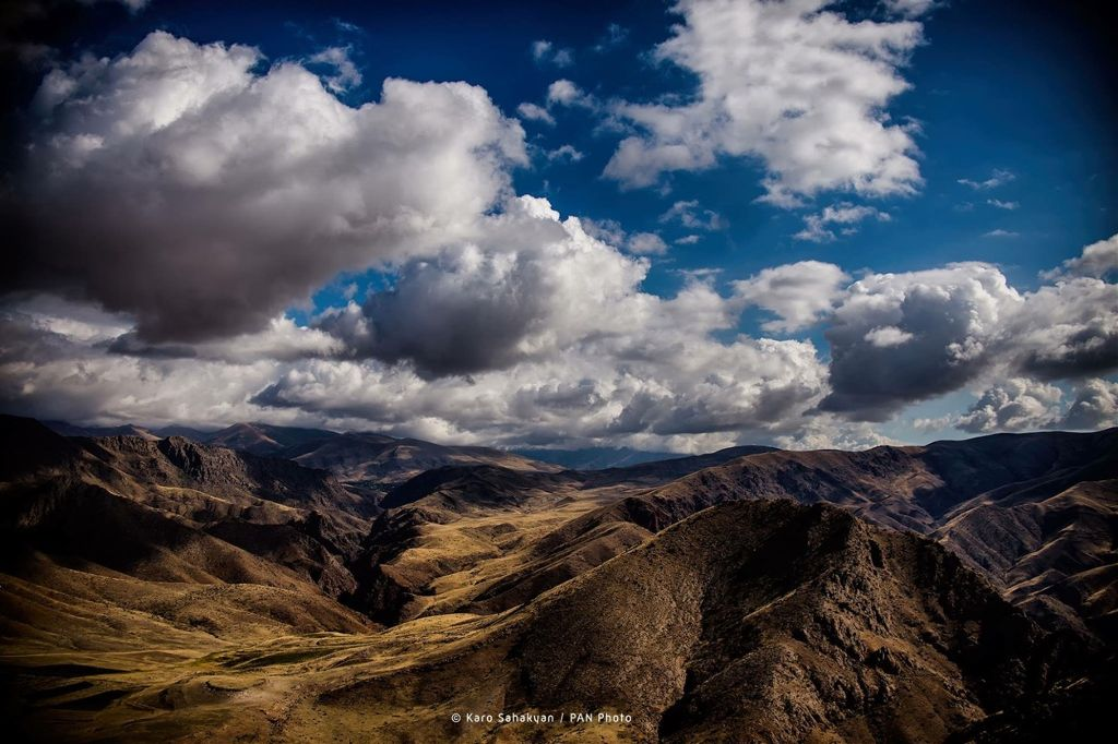 view of #hellcanonyon from #thezqar #mountain #vayotsdzor province #armenia   #nikon