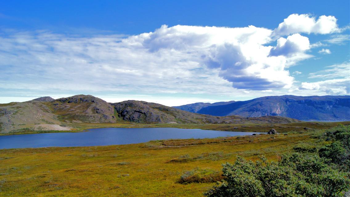 Summer in #Kangerlussuaq #Greenland #travel