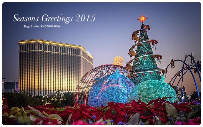 #art #interesting #nature #christmas #nihgt #tree #macau #casino #photography #tiagostudio