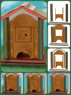 stepbystep tutorial birdhouse