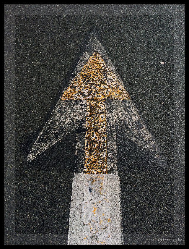 #interesting #streetart #arrows #picoftheday #followme