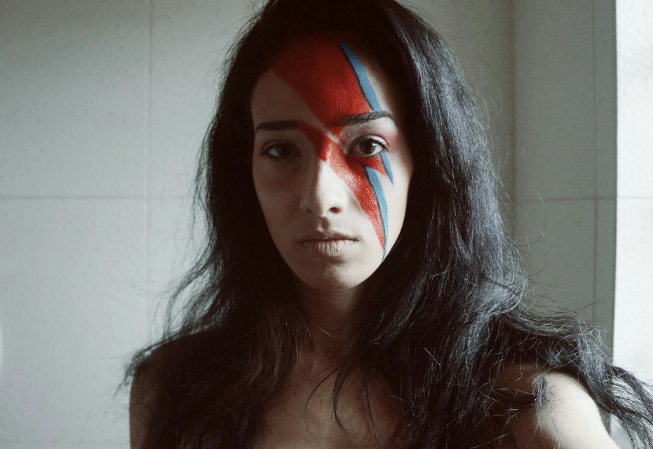 rebel rebel #davidbowie #colorful #cute #emotions #freetoedit #love #music #people #photography #retro