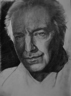 drawing portrait blackandwhite pencil lights