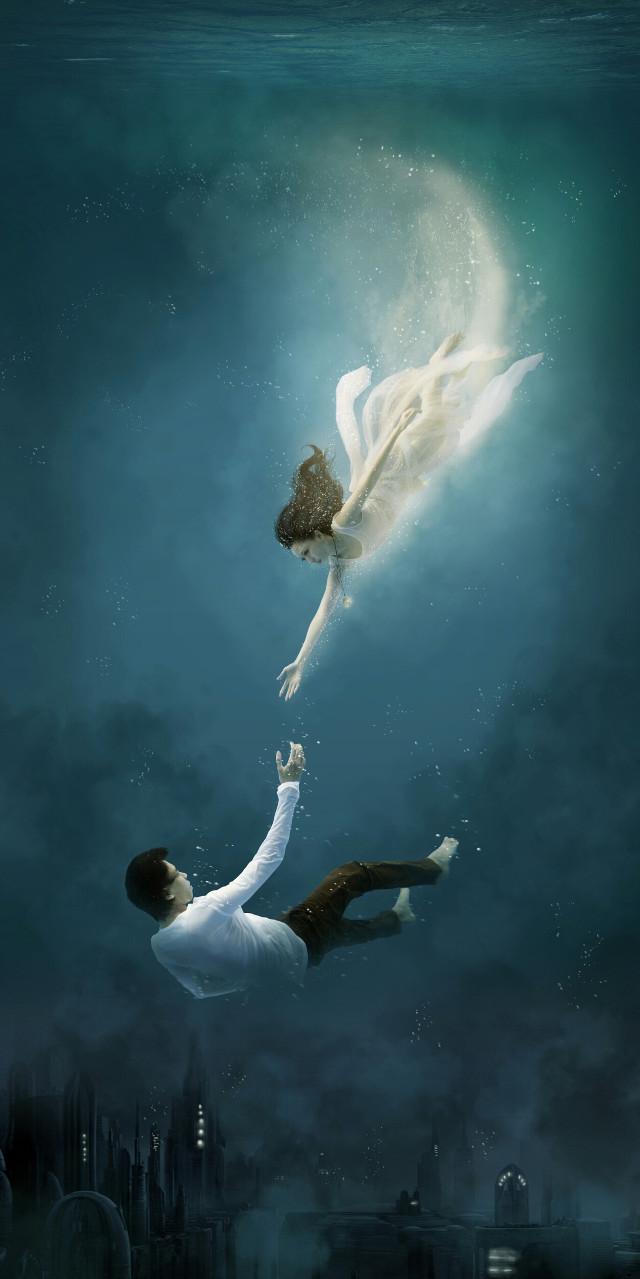 #underwater #photography #emotions #people   men & women pictures
