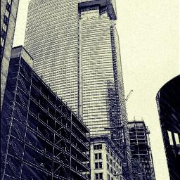 architecture houston downtown buildings city