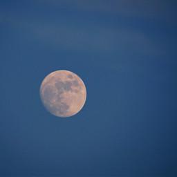 photography sky moon