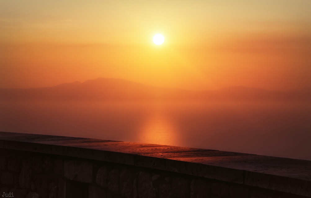 #Stillness  #sunset