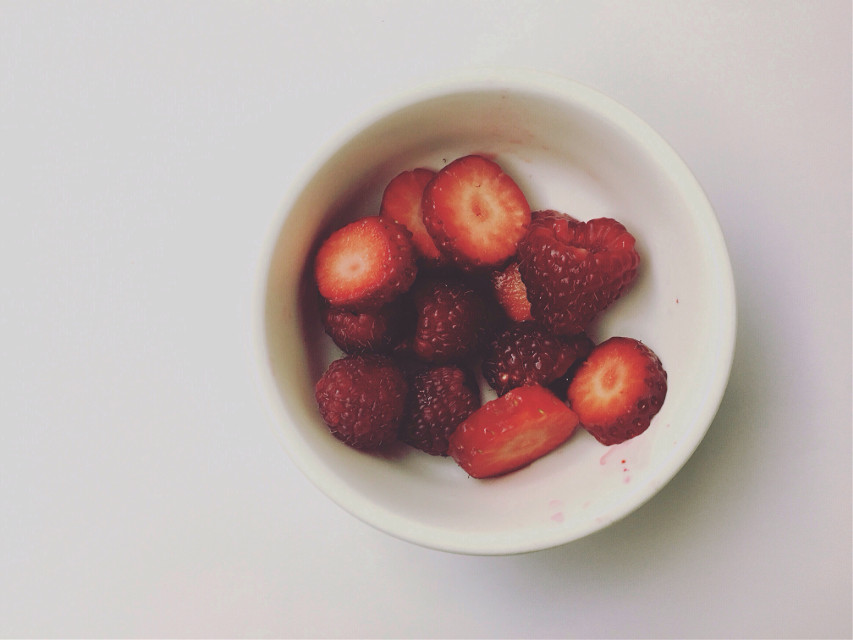#Fruit #Breakfast #Red #PlayWithYourFood