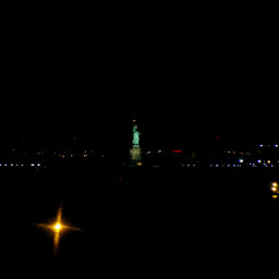 citylights city manhattan newyork mycity