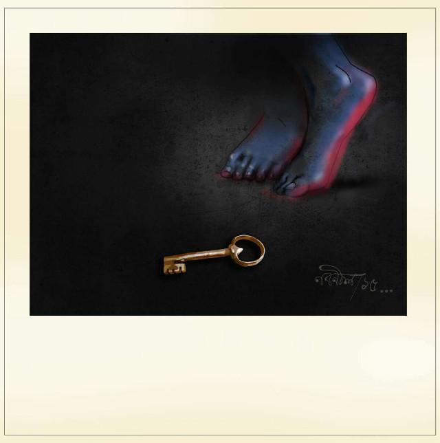 #art #drawing #colorful #leg # body parts #DIGITAL ART