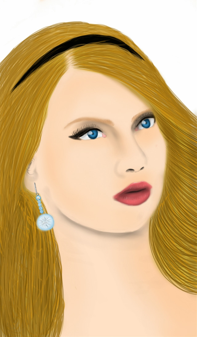 #wdpwomenportraits #taylor #taylorswift #swifties #drawing #digitaldrawing #painting #digitlalpainting #art #myart #music #love #beautiful #hair #eyes #pretty #fan #musiclover  I dont know that everyone loves music , but i know that everyone loves TAYLOR SWIFT! She is an awesome singer, i am her big fan!!!