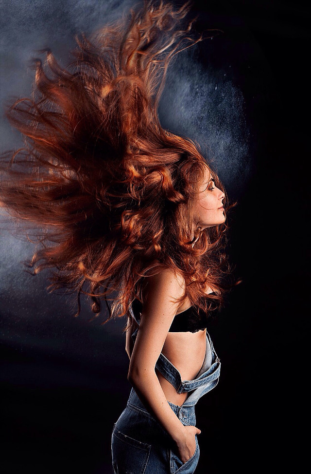 My work #hair #photoshoot #art #style #photograph @janittlove