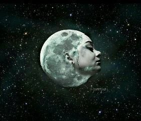 lunar photography freetoedit nature night