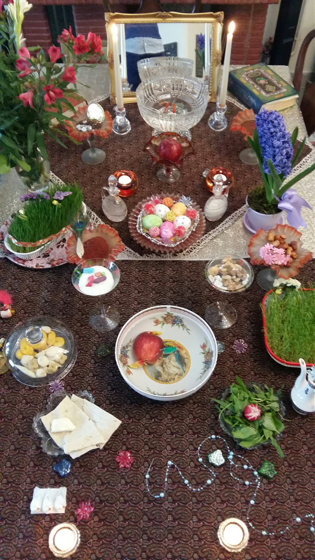#Persian_new_year #persiannewyear #nowrooz #newday