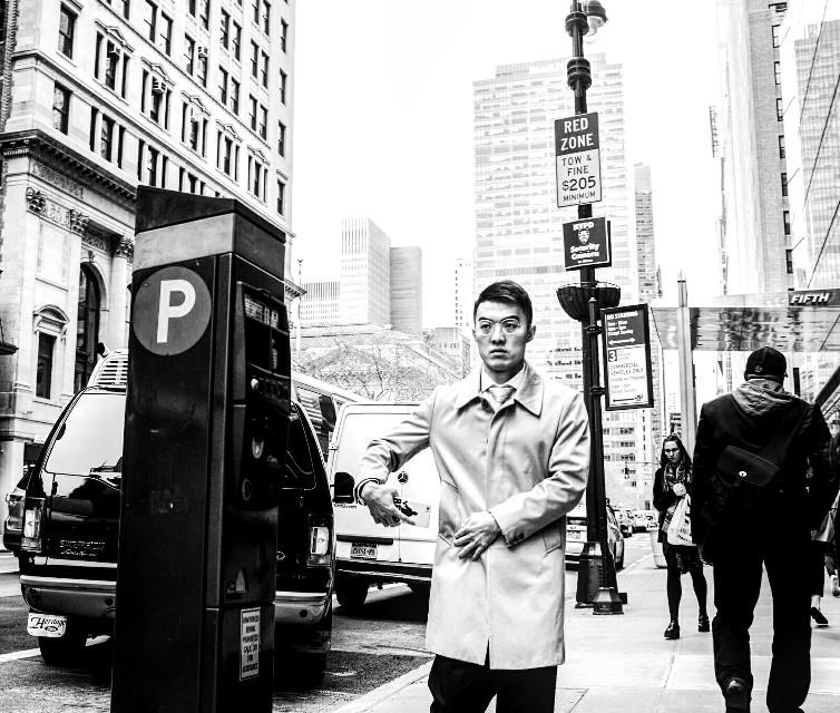 3 of 3 Cellphone  #blackandwhite #grittystreets #streetphotography #manhattan #love #photography #travel #spring #work #street #2016 #guy  #suit  #cellphone  #newyork  #followme