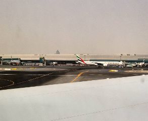 love flying dubai airport airplane