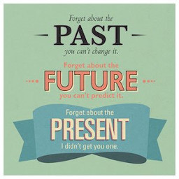 past future present forget