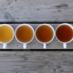 tea rainbow