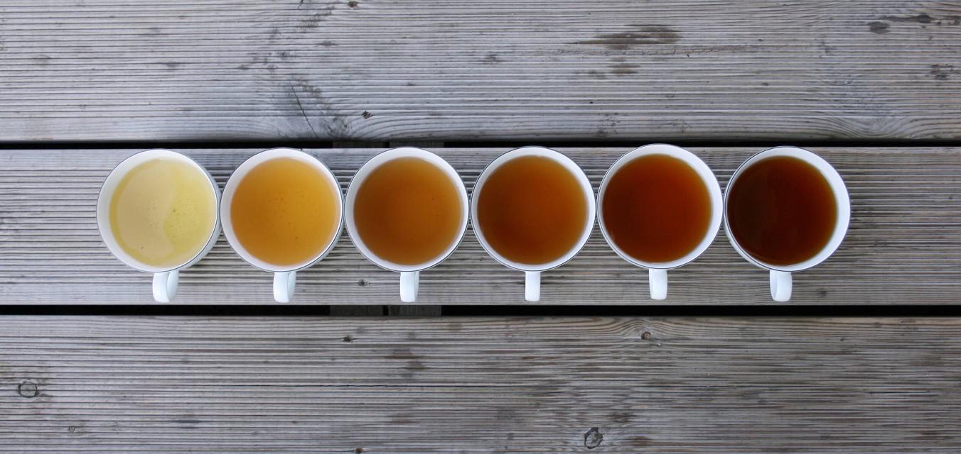 #tea #rainbow