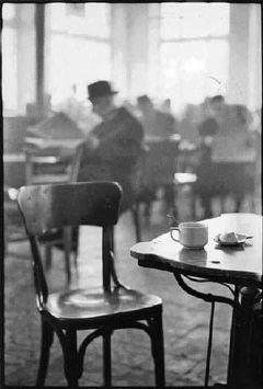 cafè blackandwhite cigarette coffee caf