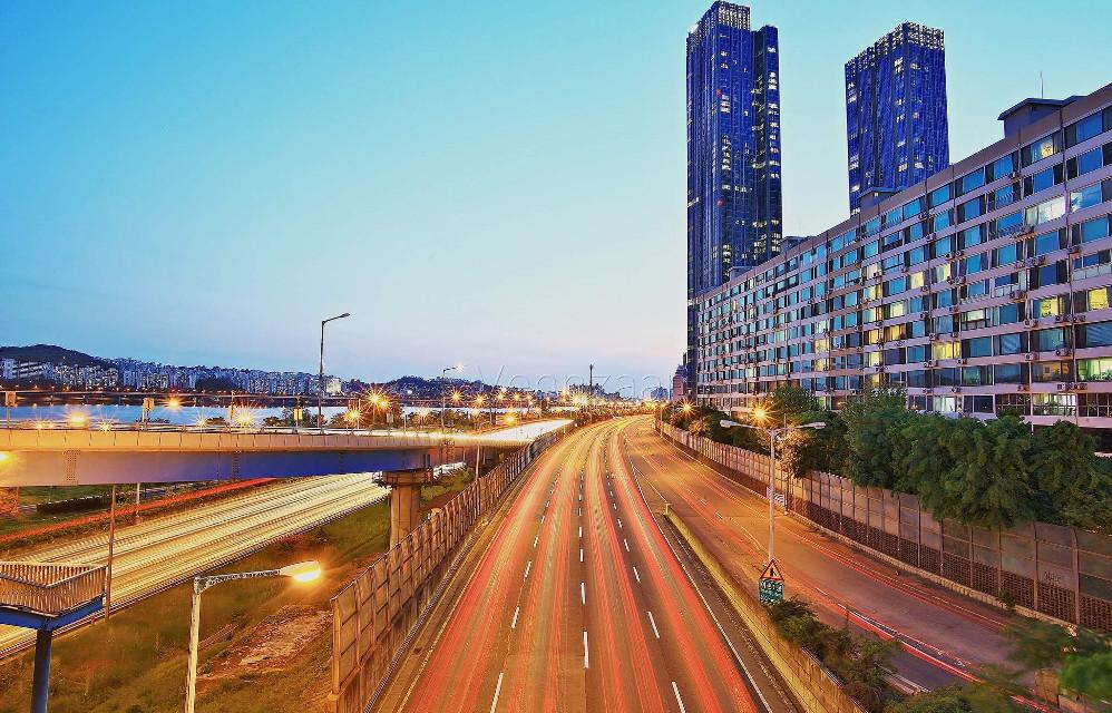 #Dongjak #southkorea  #cityscape  #lights