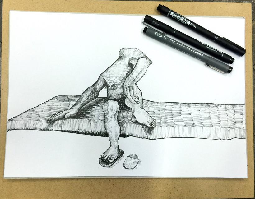 #figure #studies #art #surreal