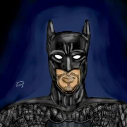 blackandwhite winter emotions speedart batman dc dcuniverse