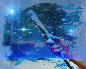 freetoedit colorstar eveningglow bluesky
