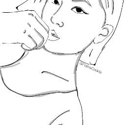 followcookie draw chinesegirl japan girl